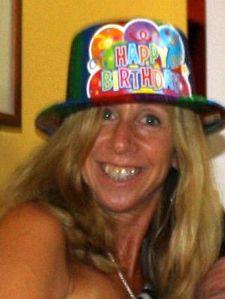 me bday hat